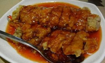 Chicken in Plum Sauce